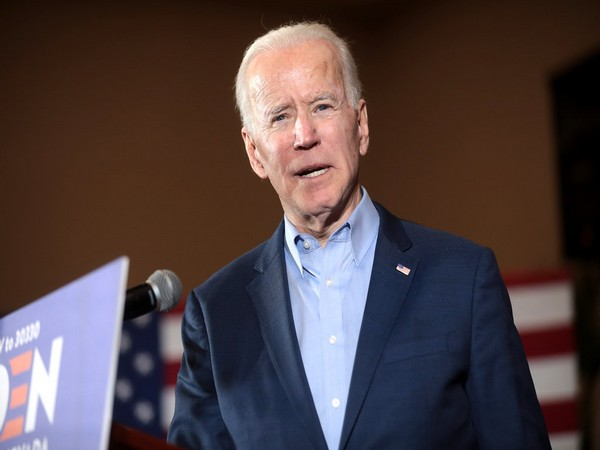 Biden says he would if elected mandate masks in interstate transportation