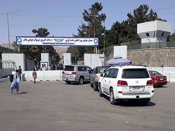 Dozens of Westerners, including Americans, leave Kabul