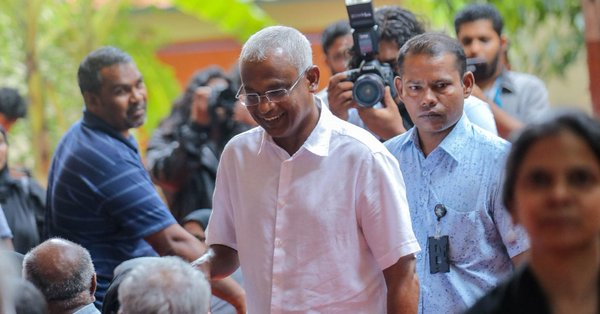 China dealt potential blow as Opposition party comes to power in Maldives