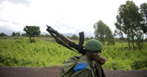Rebel violence and political manipulation increasing Ebola risk in Congo DR
