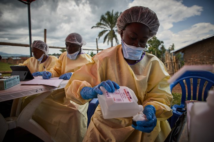 AfDB approves $430,000 grant to Guinea to fight Ebola epidemic