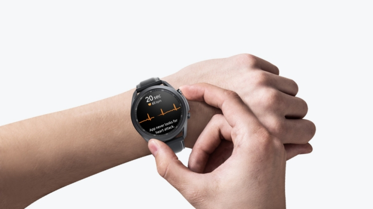 Samsung brings new ECG monitoring feature on Galaxy Watch 3, Watch Active 2
