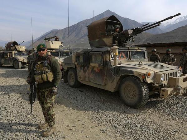 Afghan forces kill senior al Qaeda leader al-Masri who was on FBI most wanted list