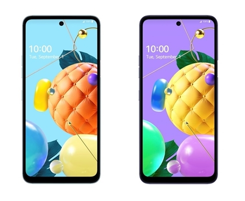 LG unveils two new budget phones- K52 and K62 with 48MP quad-cam; 4,000mAh battery