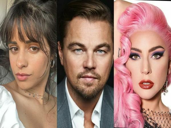 Camila Cabello, Leonardo DiCaprio, Lady Gaga urge entertainment industry to demand action on climate change
