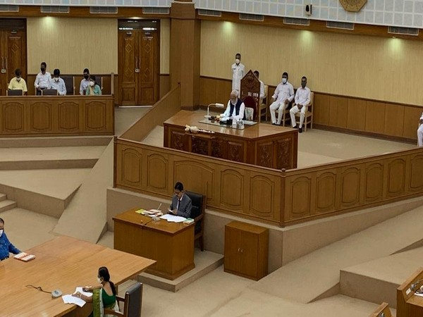 Ratan Chakraborty takes charge as Tripura Assembly Speaker