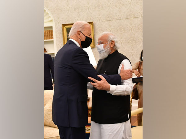 Biden's leadership on global issues is commendable and India, US would work together to overcome key challenges: PM Modi