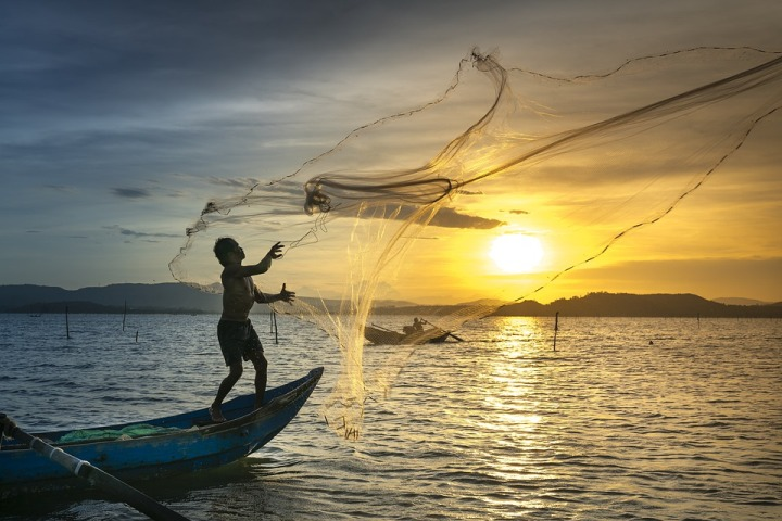 Relief for Pondy fishermen's kin during fishing ban period