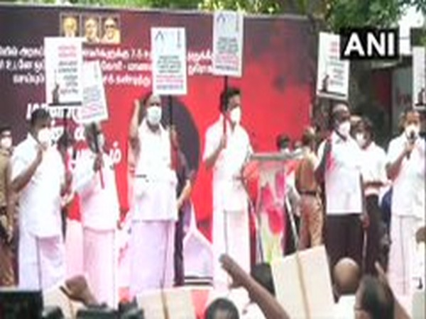 DMK demands Gov's nod for bill on 7.5 pc quota in medical seats for govt school students without delay