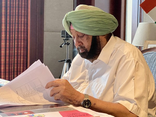 Capt Amarinder Singh launches Phase-II of urban improvement program