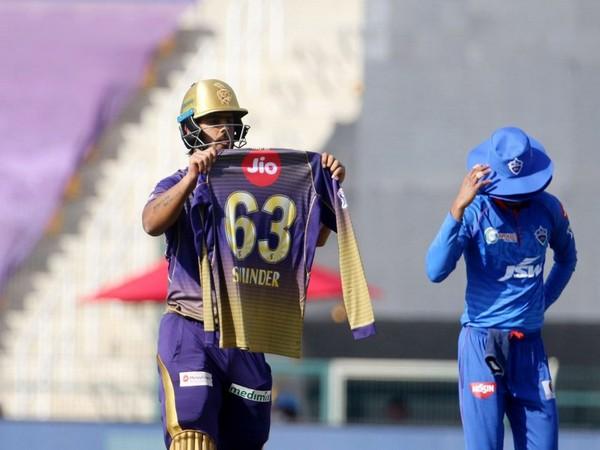 IPL 13: Nitish Rana dedicates half-century to his late father-in-law