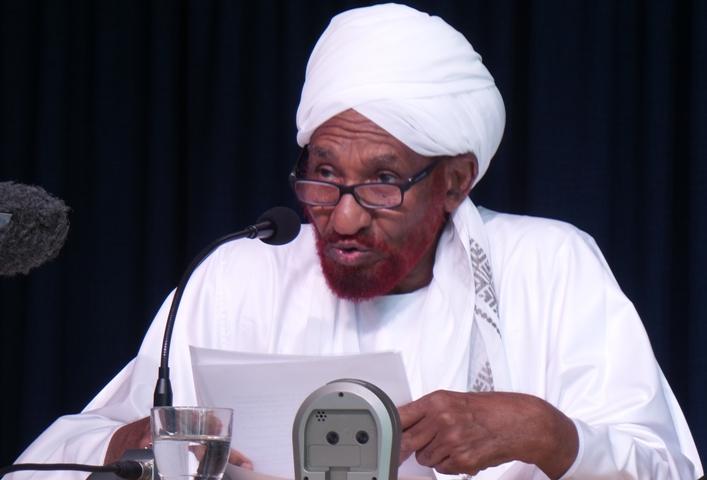 Sudan's last democratically elected PM dies from COVID-19