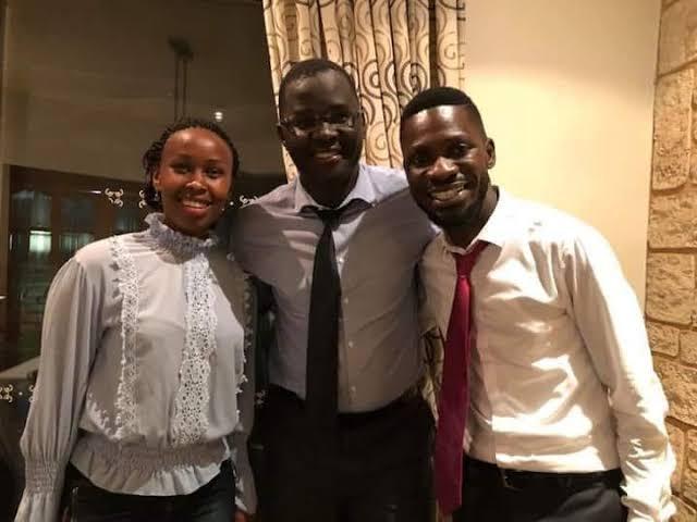 Uganda: Presidential candidate Bobi Wine shares hearty note for Nicholas Opiyo