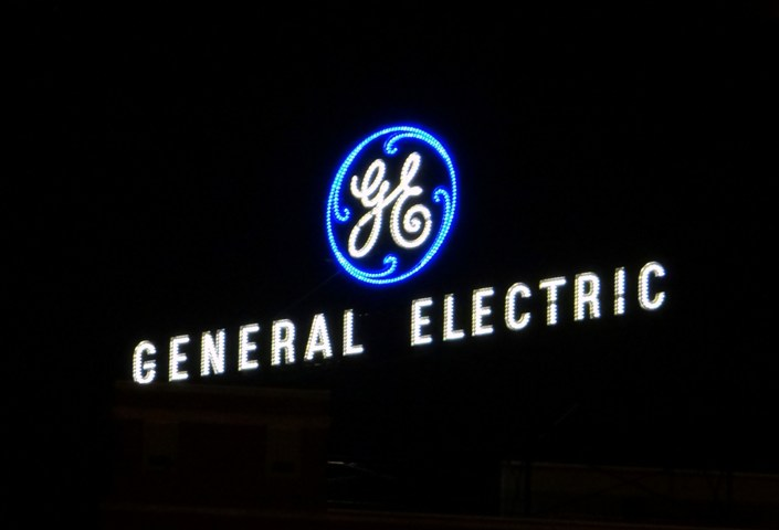 GE shares plunge after fraud accusation