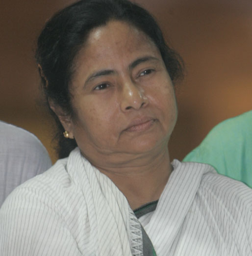 """EC's decision """"unfortunate"""" and """"biased"""": Mamata on IPS officers' transfer"""