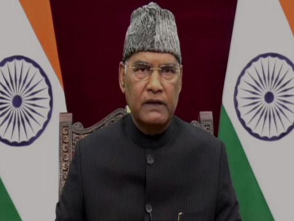 President Kovind greets people of Himachal Pradesh on golden jubilee of statehood day
