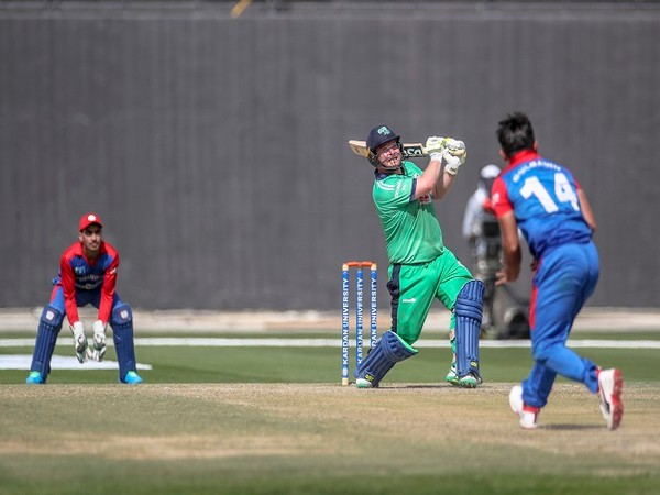 Afg vs Ire: We expected some more turn in second innings, says Balbirnie