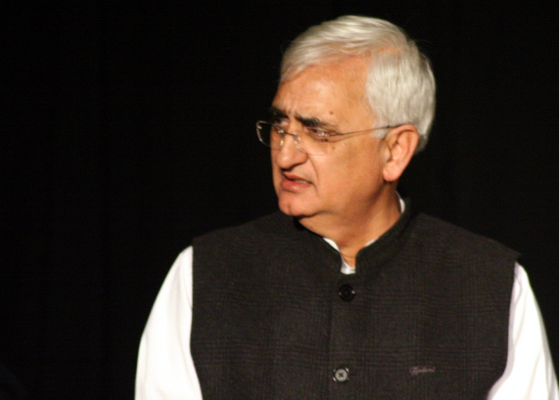 POLITICS-Emphasis being made on uniformity as being integral to unity: Khurshid