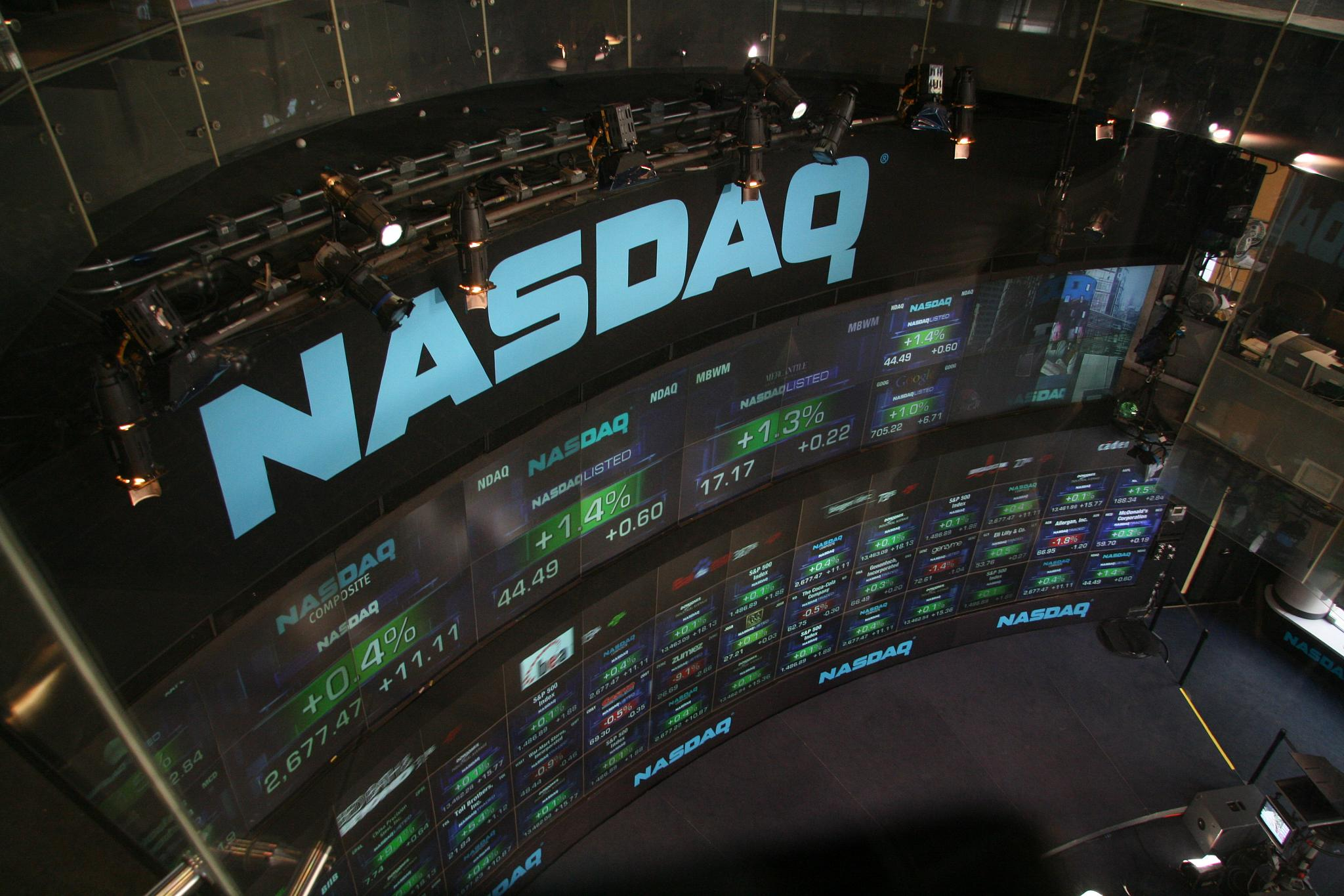 US STOCKS-Dow, Nasdaq hit record highs as focus turns to Biden's stimulus speech