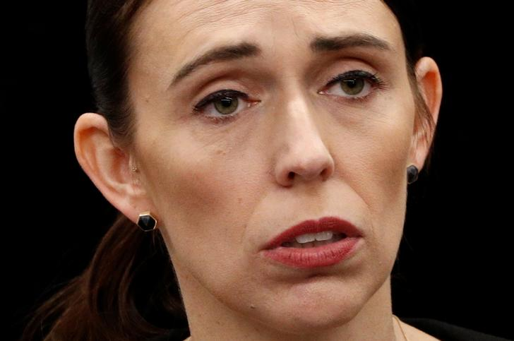NEWSMAKER-New Zealand's Ardern storms to re-election with 'be strong, be kind' mantra