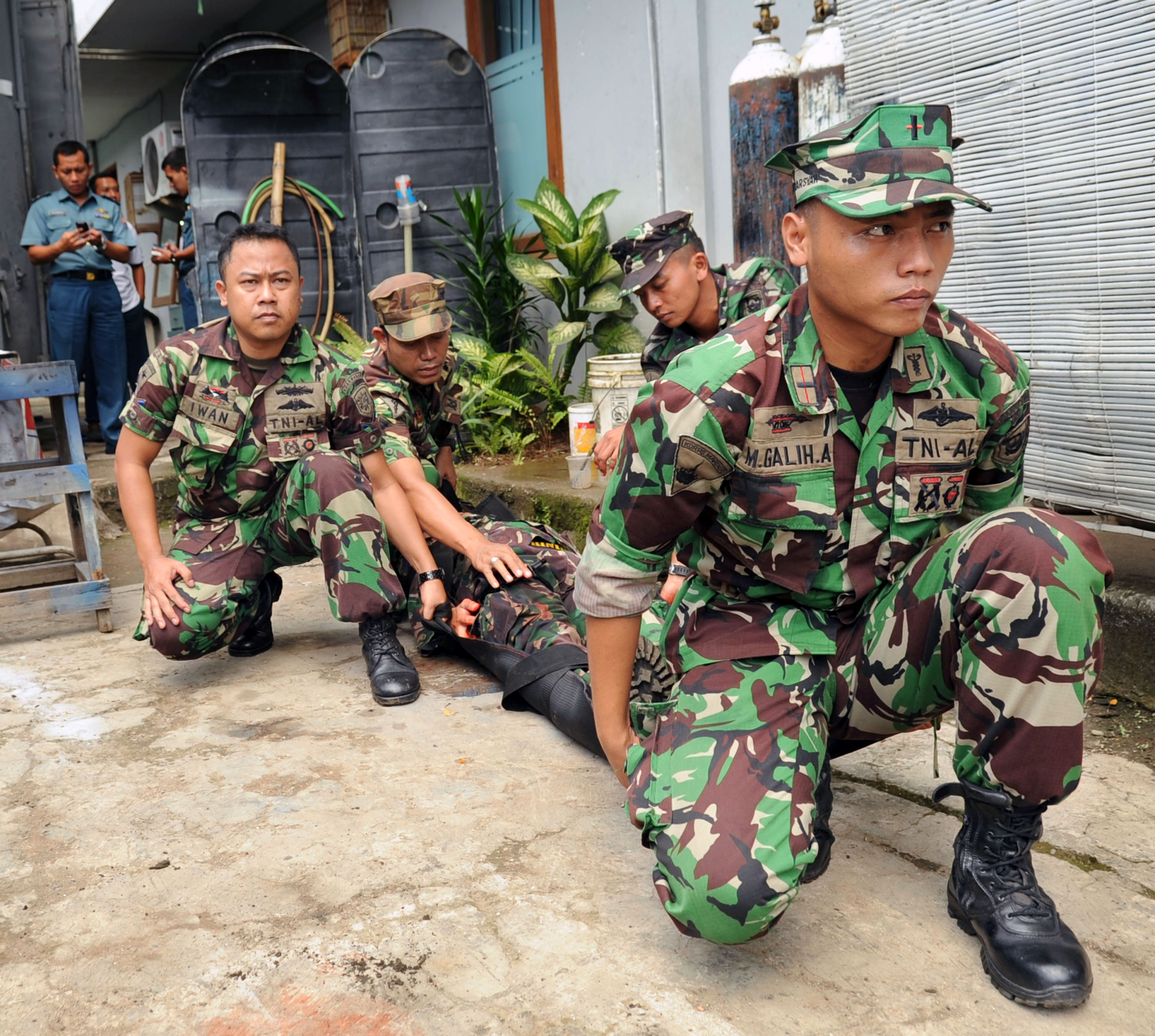 Indonesian military say Papuan separatist killed in shootout