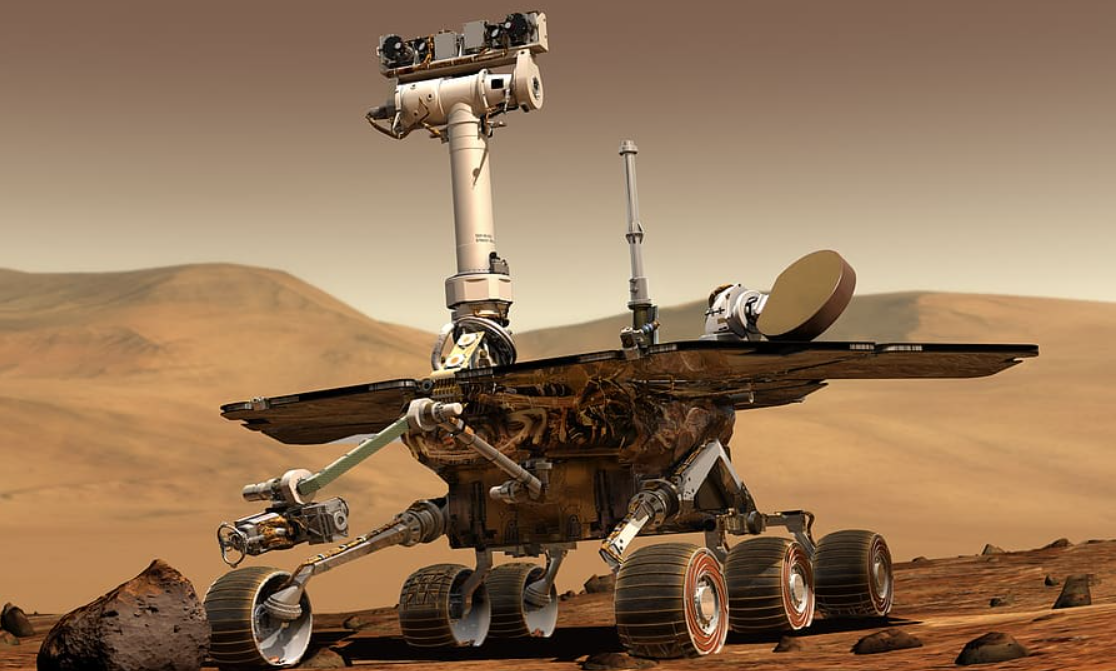China names Mars rover for traditional fire god