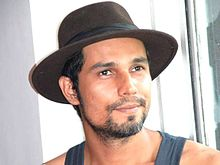 Love is letting another person be who they are: Randeep Hooda
