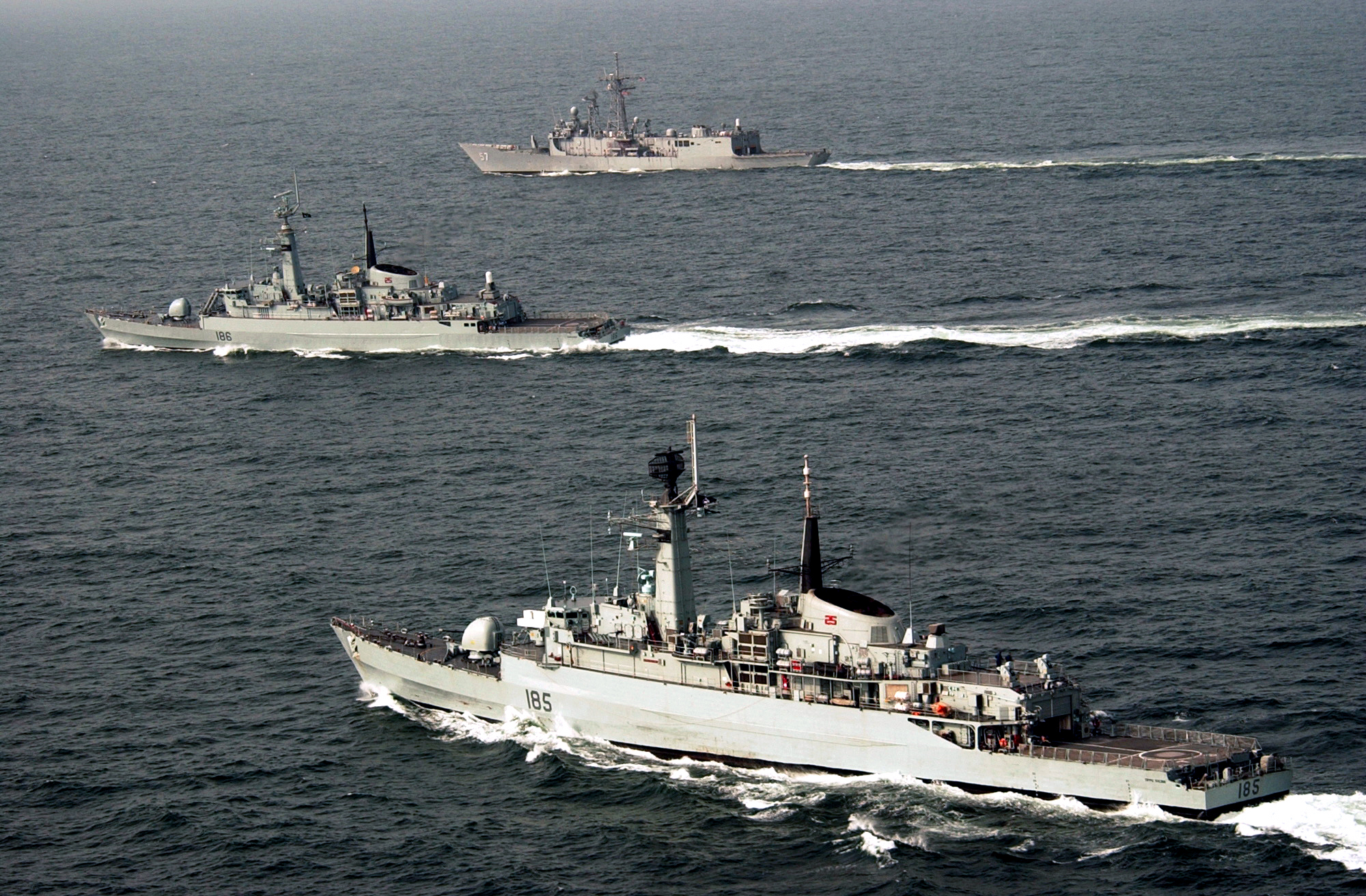 Royal Thai Navy Ship arrives in India for Indo-Thai CORPAT