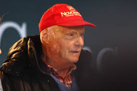 Thousands flock in St Stephen's Cathedral to say final bye to F1 legend Niki Lauda