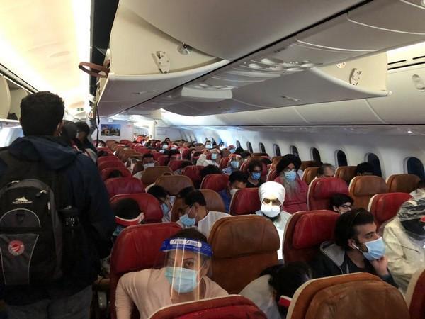 AI Kolkata-London flight under VBM could not operate due to non-availability of slot at Heathrow