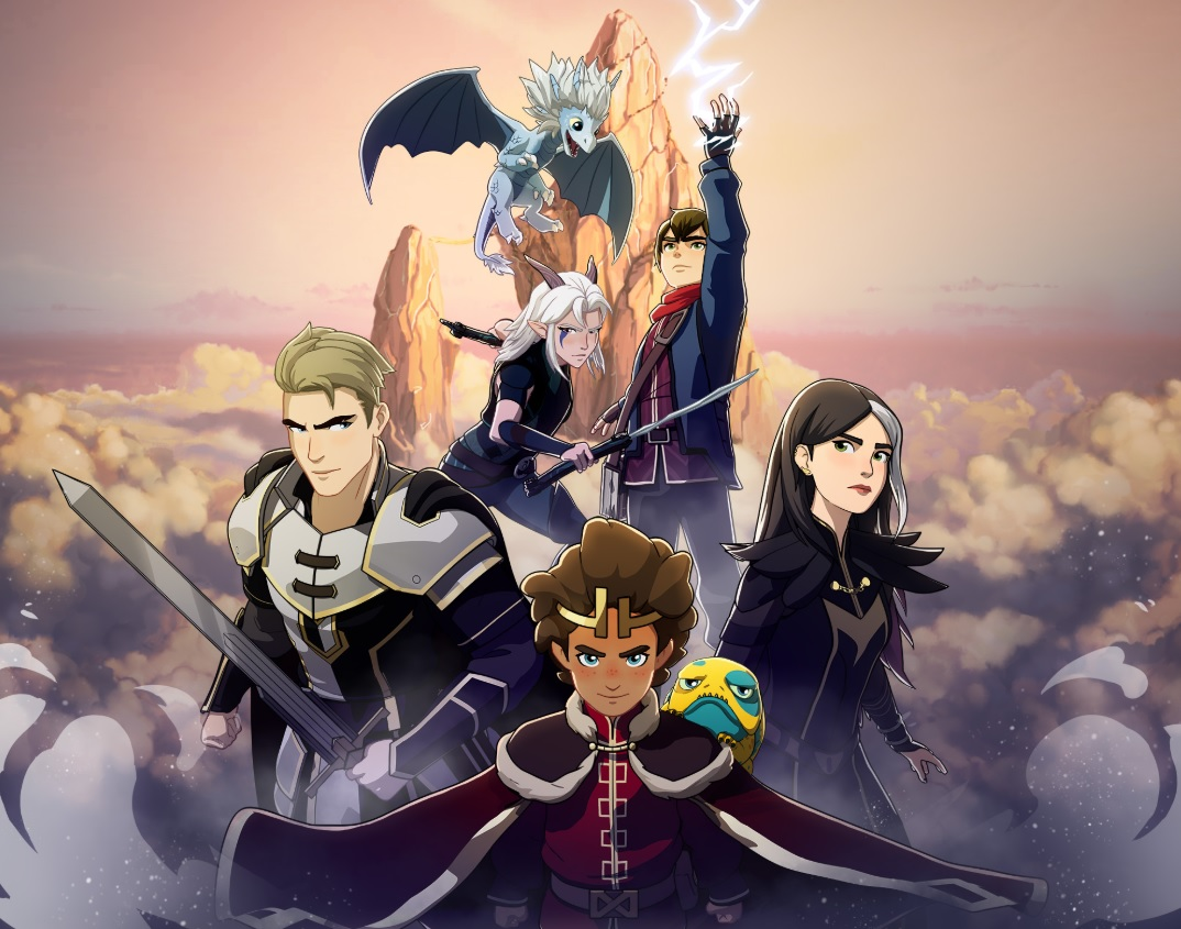 The Dragon Prince Season 4 to focus on tussle between dragons, human beings