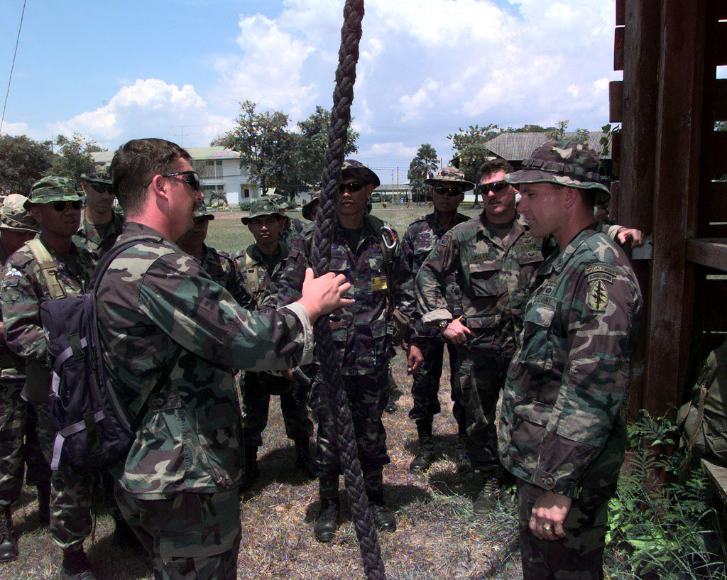 Thai army suspends U.S. training plans after soldiers contract COVID-19