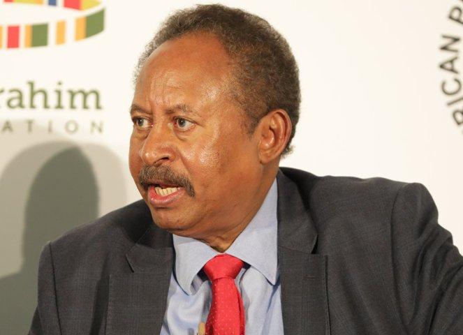 Sudan's premier backs demands for justice as ICC prosecutor visits