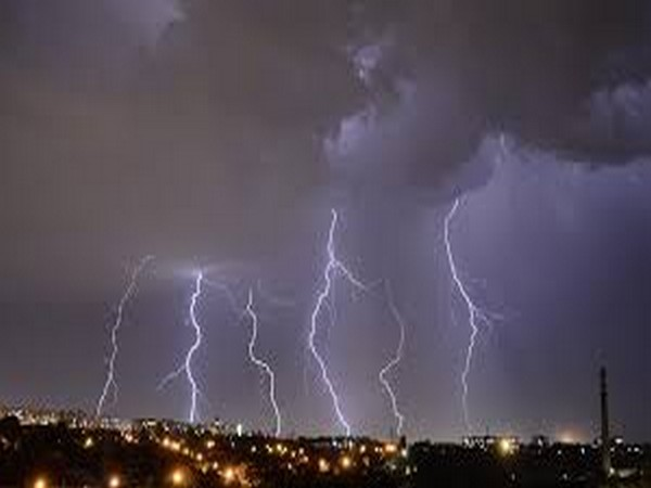 Rains occur in various parts of Rajasthan