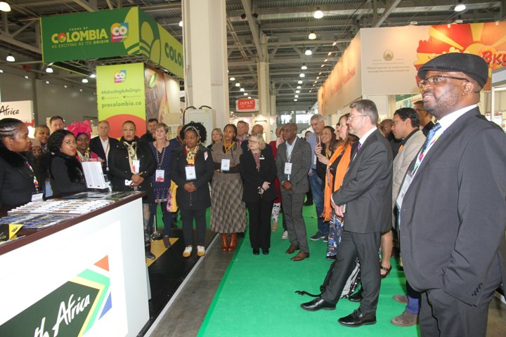 SA companies participating in World Food Moscow exhibition through DTI