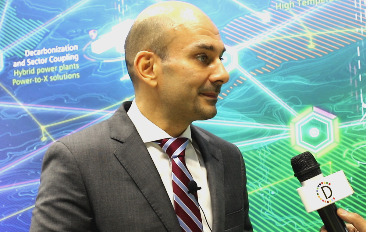 Focus is on covering three Ds of energy sector: Ziad Al-Sati