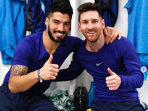 You didn't deserve to be thrown out: Messi slams Barcelona over Suarez exit