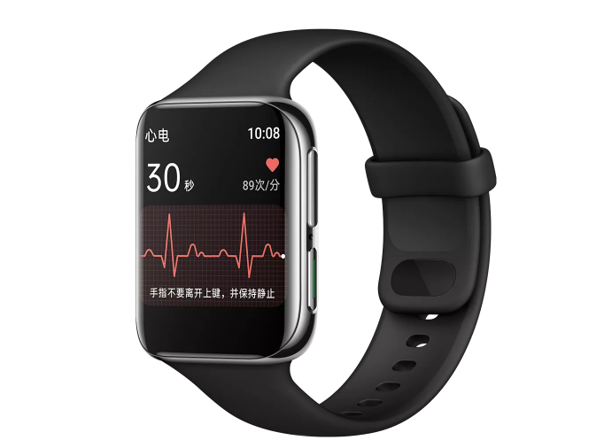 Oppo Watch gets new ECG Edition