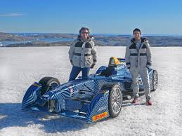 INTERVIEW-Powerboat racing-Agag takes to water with new electric adventure