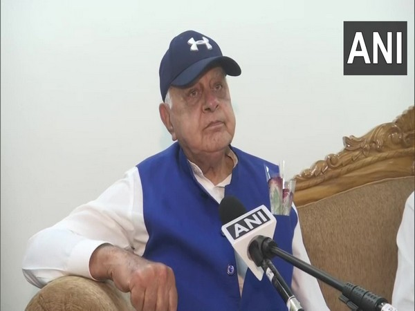 Farooq Abdullah urges Centre to initiate dialogue with Taliban