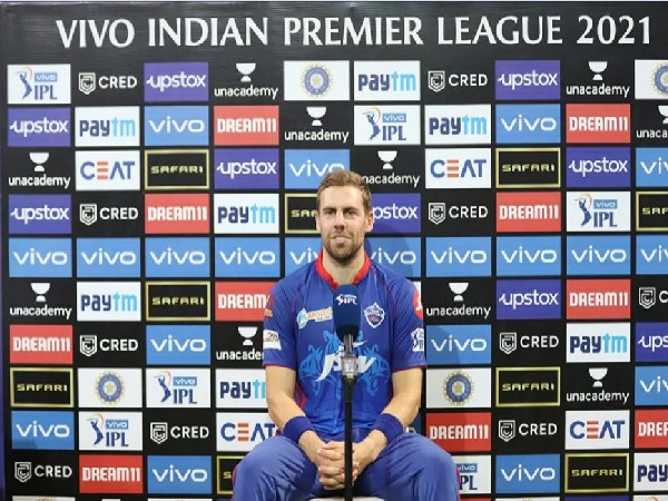 IPL 2021: Thought 154 was good score against RR, we just stuck to our plans, says Nortje