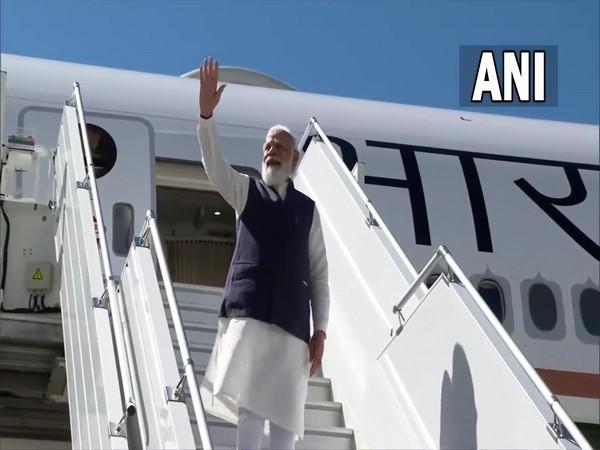 PM Modi concludes US visit, departs for India