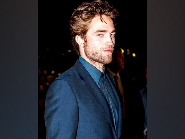 Robert Pattinson celebrates 'real-life heroes' for COVID-19 relief service