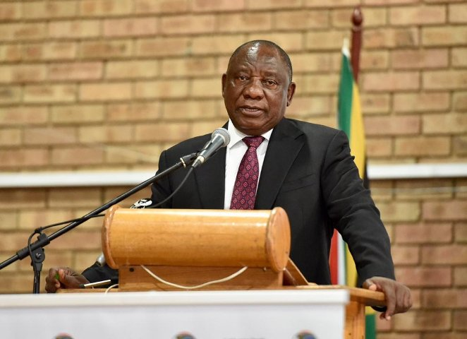 President Ramaphosa concerned at lax behaviour of public amid COVID-19