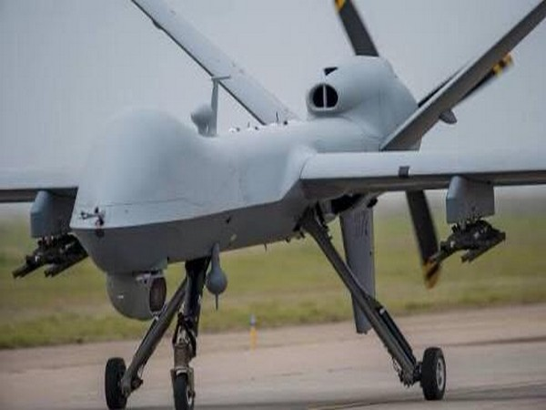 Indian Navy inducts two American Predator drones on lease, can be deployed on China border