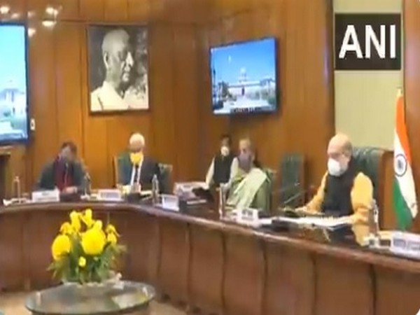 Amit Shah chairs first meeting of National Implementation Committee on India at 75
