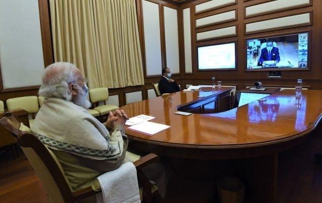 PM Modi chairs 33rd PRAGATI meeting