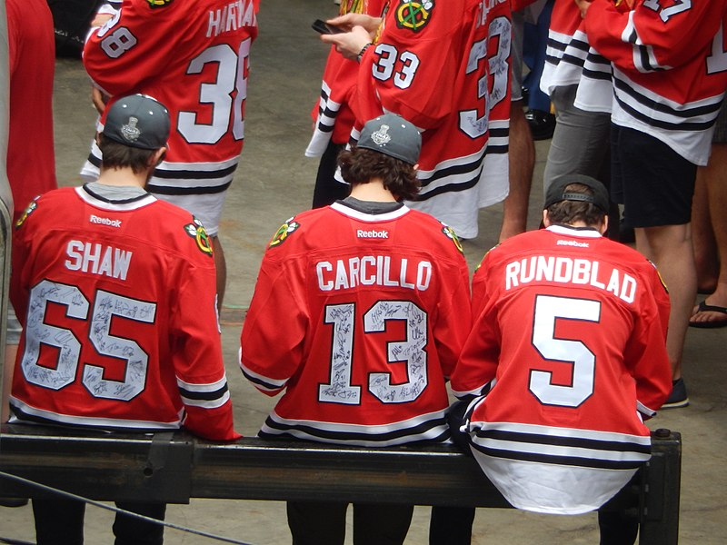 Blackhawks investigating conduct of assistant Crawford