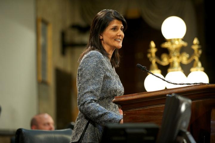 Former UN Ambassador Nikki Haley set to release book on personal insights