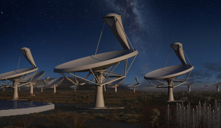 African top officials hold discussions on progress in Square Kilometre Array